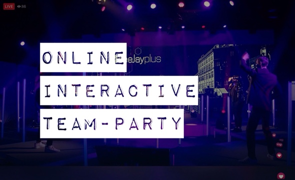 ONLINE INTERACTIVE TEAM-PARTY